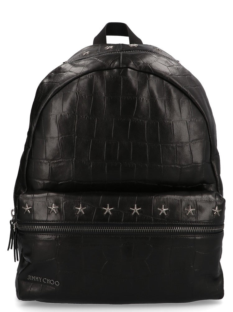 Jimmy Choo Reed Studded Backpack