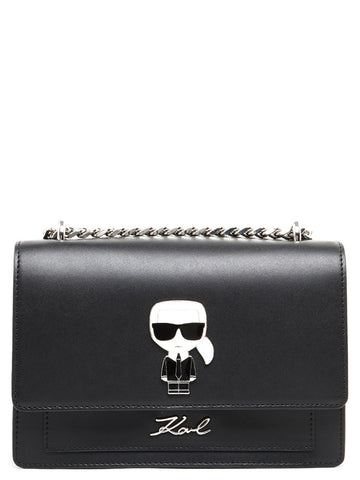 Karl Lagerfeld L/Ikonik Shoulder Bag