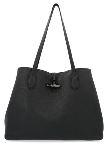 Longchamp Large Roseau Tote Bag