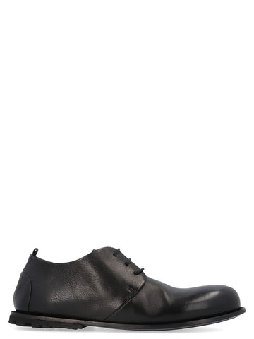 Marsèll Round Toe Lace-Up Shoes