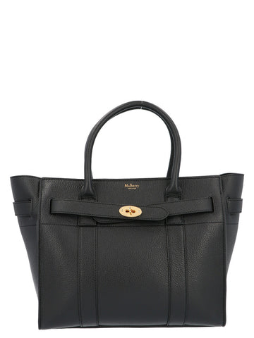 Mulberry Small Zipped Bayswater Shoulder Bag