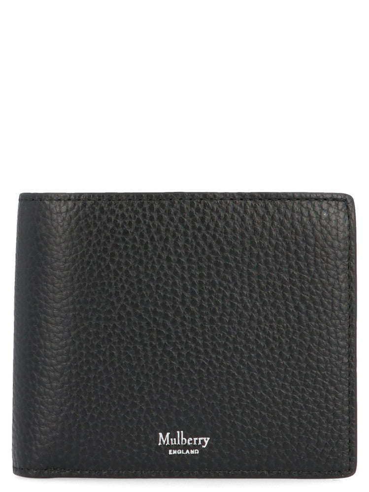 Mulberry Wallets MULBERRY LOGO TRIFOLD WALLET