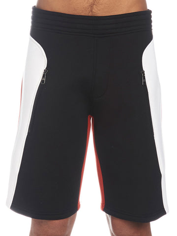 Neil Barret Zip-Detail Shorts