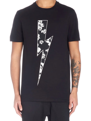 Neil Barrett Graphic Printed T-Shirt