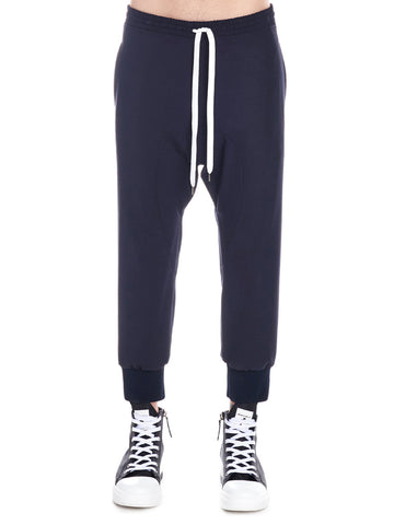 Neil Barrett Cropped Trackpants