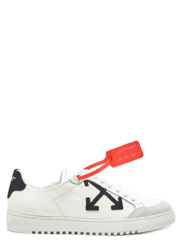 Off-White Logo Low-Top Sneakers