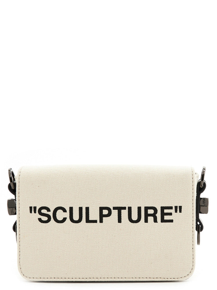 Off-White Sculpture Crossbody Bag
