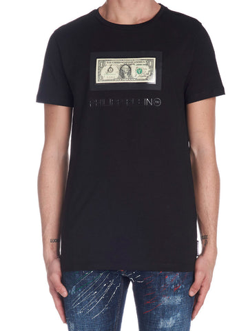 Philipp Plein Dollar T-Shirt