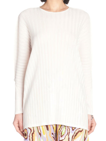 Pleats Please By Issey Miyake Pleated Top