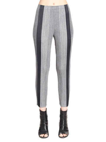 Pleats Please By Issey Miyake Log Bounce Pants