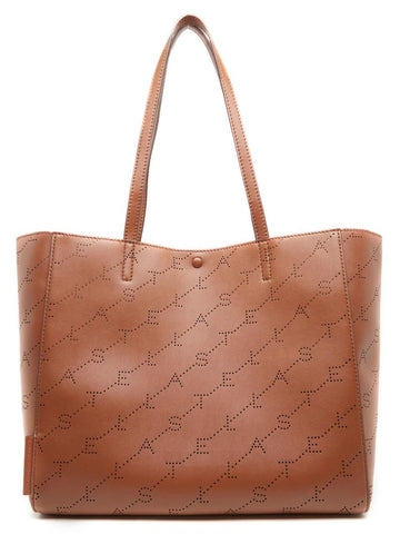 Stella McCartney Faux Leather Tote Bag
