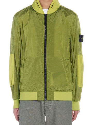 Stone Island Zipped Jacket