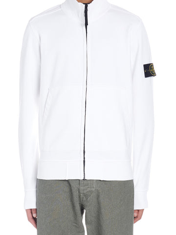 Stone Island Zip-Up Sweater