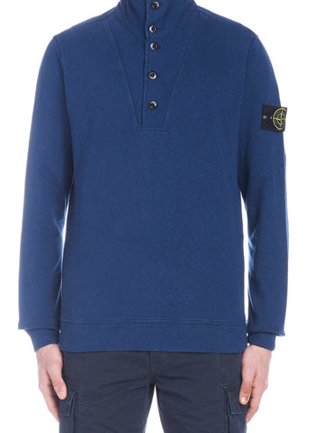 Stone Island Buttoned Sweater