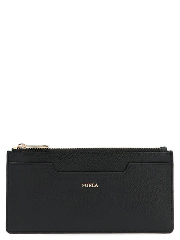 Furla Zipped Logo Purse