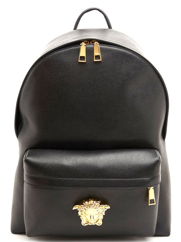 Versace Medusa Zipped Backpack