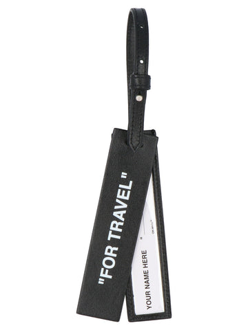 Off-White Quote Luggage Tag