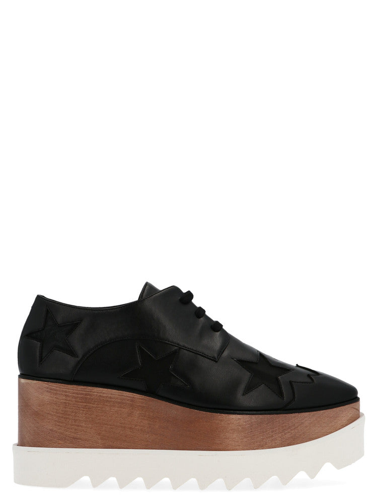 Stella McCartney Elyse Platform Wedges