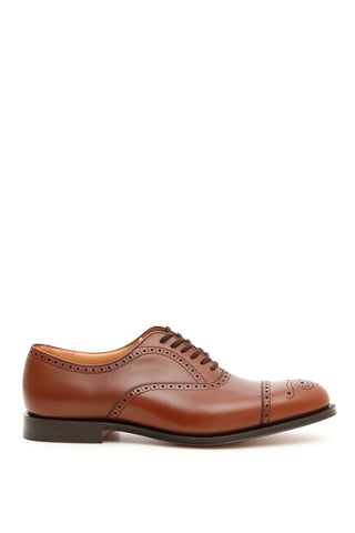 Church's Toronto Lace Up Oxfords