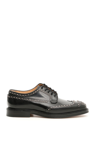 Church's Grafton Studded Lace Up Shoes