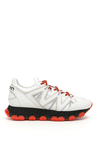 Lanvin Lightening Sneakers