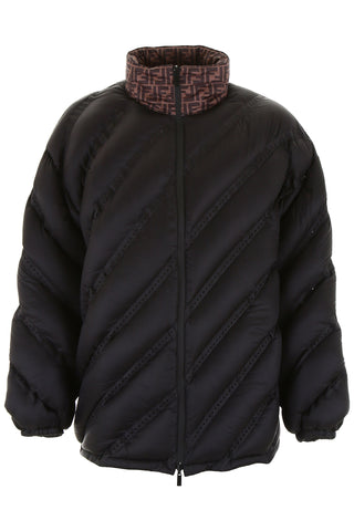 Fendi Reversible Puffer Jacket