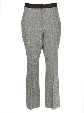 Lanvin High-Waist Pants
