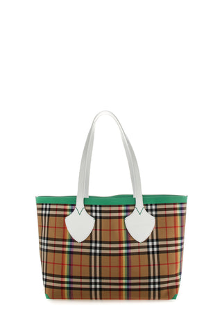Burberry The Giant Shopper Tote Bag
