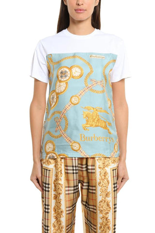 Burberry Sherwood Pattern T-Shirt