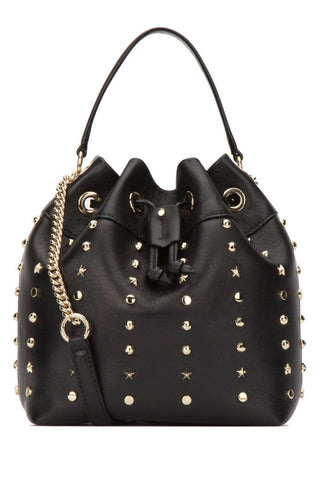 Jimmy Choo Juno S Studded Bag