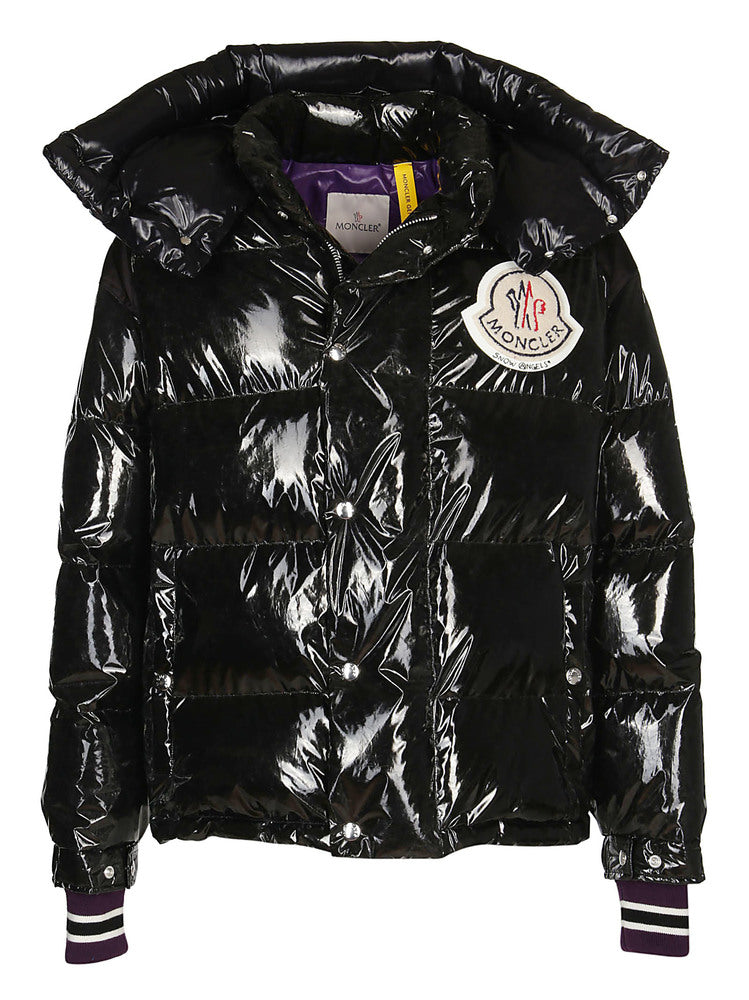 a0ed5dfdd Moncler X Palm Angels Padded Jacket in Black