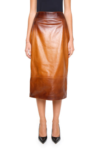 d17ae4e8f Tom Ford Leather Pencil Skirt. Tom Ford