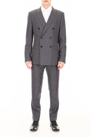 Prada Double-Breasted Suit