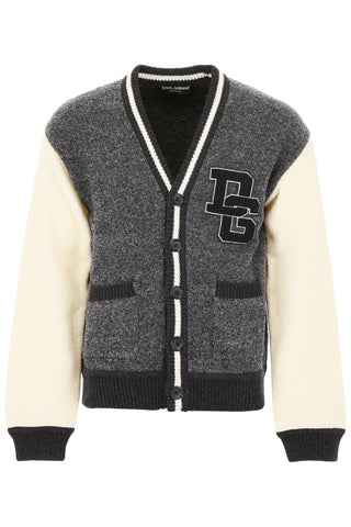 Dolce & Gabbana DG Patch Cardigan