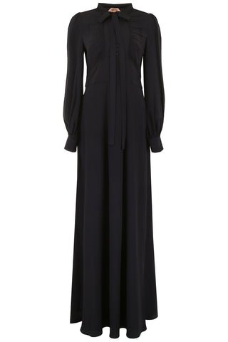 N°21 Long-Sleeves Gown