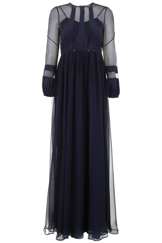 N°21 Long Sleeves Gown
