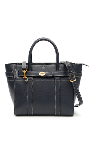 Mulberry Mini Bayswater Zipped Tote Bag