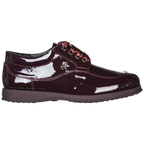 Hogan Oxford Lace-Up Shoes