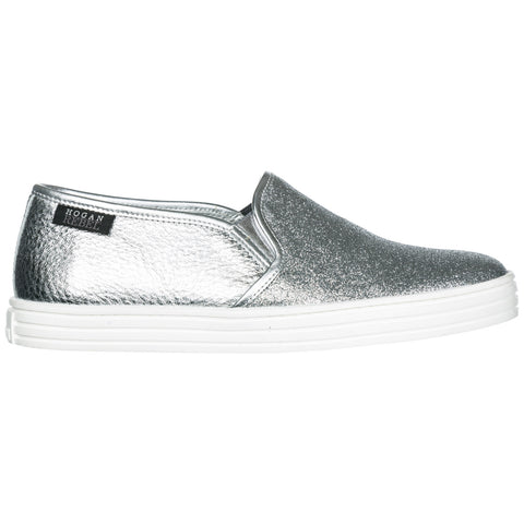 Hogan Rebel R141 Slip-On Sneakers