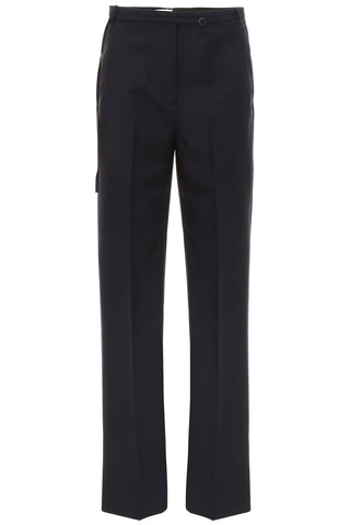 Jil Sander High-Waisted Wide Trousers