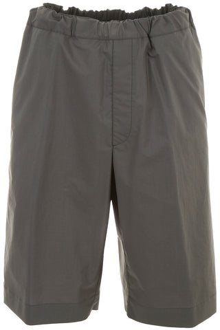 Jil Sander Lightweight Cotton Bermuda Shorts