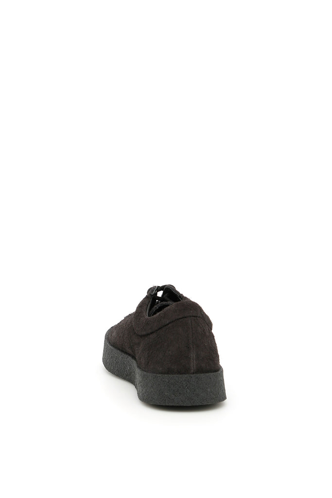 2b85a4e7d Yeezy Suede Low Top Sneakers – Cettire