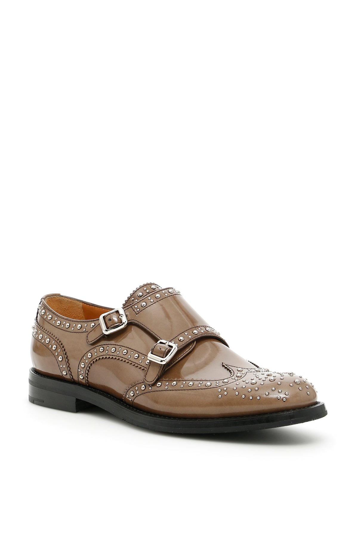 CHURCH'S LANA MONK BROGUES