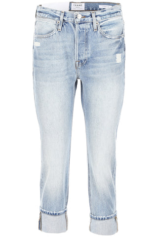 Frame Washed-Out Denim Jeans