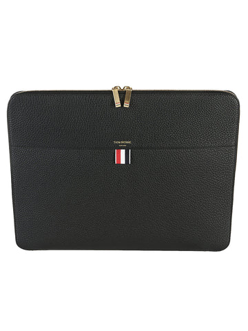 Thom Browne Leather Document Wallet
