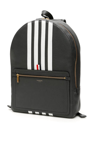 Thom Browne 4 Bar Detail Backpack