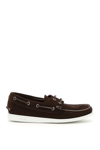 Church's Suede Moccasin Shoes