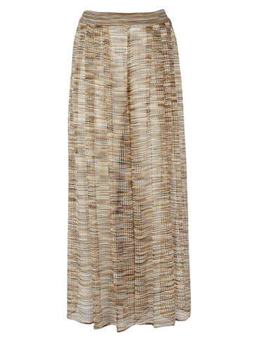 Missoni Textured Wide-Leg Trousers