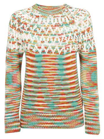 Missoni Contrasting Panelled Sweater