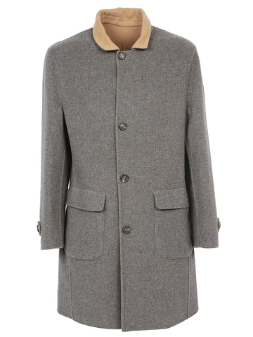 Brunello Cucinelli Cashmere Blend Coat